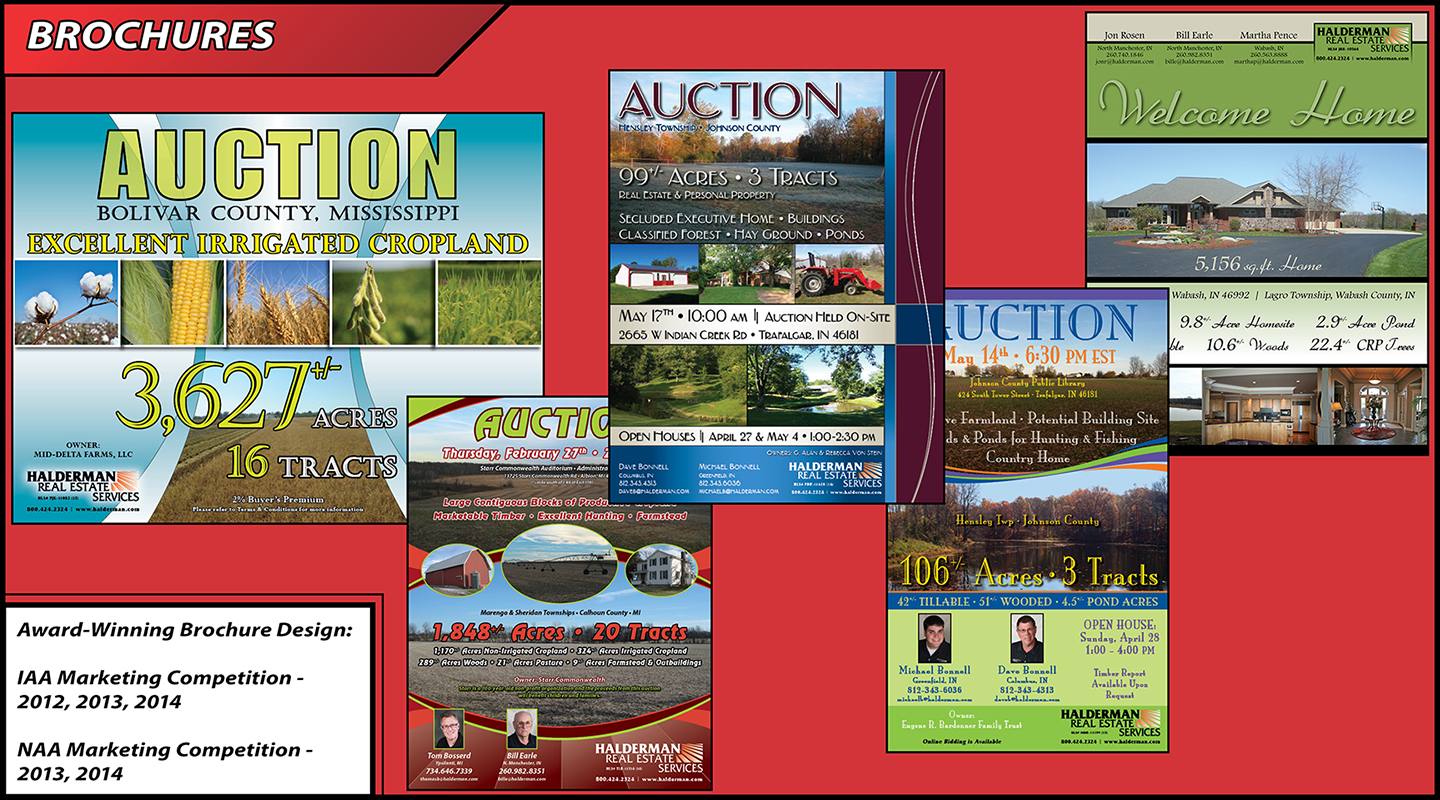 Brochures for WEB